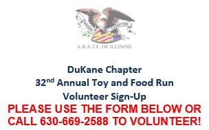 Volunteer Sign-Up Plate